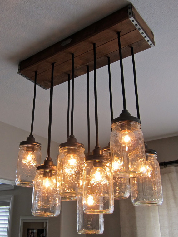 How to make a creative chandelier chandelier online - Build a chandelier ...